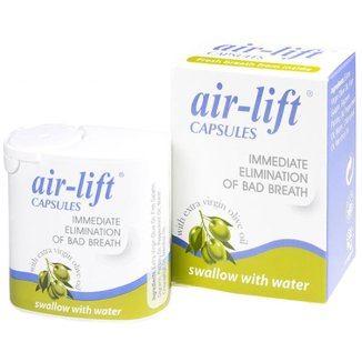 Air Lift, kapsułki konferencyjne na nieświeży oddech, 40 sztuk - zdjęcie produktu
