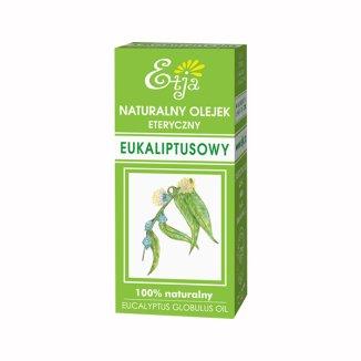 Etja, naturalny olejek eteryczny eukaliptusowy, 10 ml - zdjęcie produktu