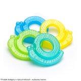 BabyOno, gryzak żelowy, Ślimak, 1 sztuka - miniaturka zdjęcia produktu
