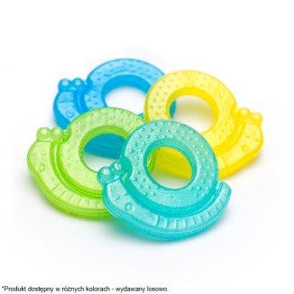 BabyOno, gryzak żelowy, Ślimak, 1 sztuka - zdjęcie produktu