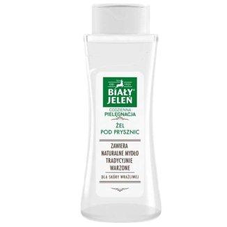Biały Jeleń, żel pod prysznic naturalny, 250 ml - zdjęcie produktu