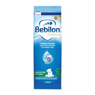 Bebilon 2 z Pronutra+, mleko następne, po 6 miesiącu, 29,4 g - zdjęcie produktu