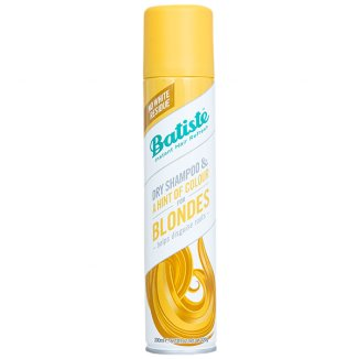 Batiste A Hint of Colour, szampon suchy, dla blondynek, 200 ml - zdjęcie produktu