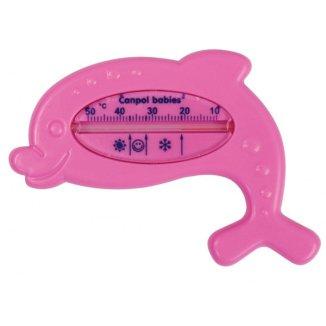 Canpol, termometr kąpielowy, Delfinek, 1 sztuka - zdjęcie produktu