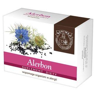 Alerbon, 60 kapsułek - zdjęcie produktu