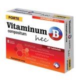 Vitaminum B compositum Forte hec, 60 tabletek - miniaturka zdjęcia produktu