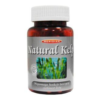 Natural Kelp, 60 kapsułek - zdjęcie produktu