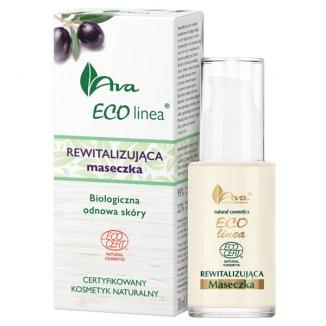Ava Eco Linea, rewitalizująca maseczka, 30 ml - zdjęcie produktu