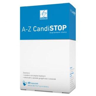 A-Z CandiSTOP,  60 kapsułek - zdjęcie produktu