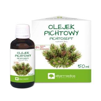 Alter Medica, olejek pichtowy, 50 ml - zdjęcie produktu