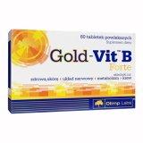 Olimp Gold-Vit B Forte, 60 tabletek powlekanych - miniaturka zdjęcia produktu