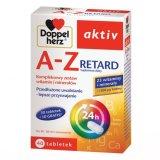 Doppelherz aktiv A-Z Retard, 30 + 10 tabletek - miniaturka zdjęcia produktu