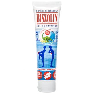 Biszolin, żel z biszofitem, 100 g - zdjęcie produktu