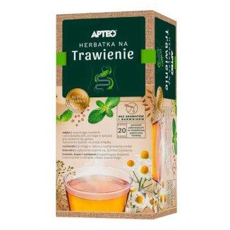Apteo Herbatka na trawienie, 2 g x 20 saszetek - zdjęcie produktu