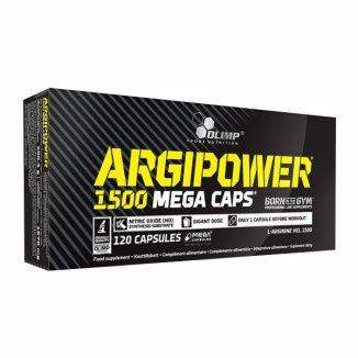 Olimp Argipower 1500 Mega Caps, 120 kapsułek - zdjęcie produktu