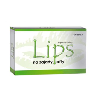 Lips na zajady i afty, 30 tabletek - zdjęcie produktu