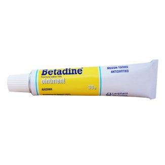 Betadine 10%, maść, 30 g IMPORT RÓWNOLEGŁY - zdjęcie produktu