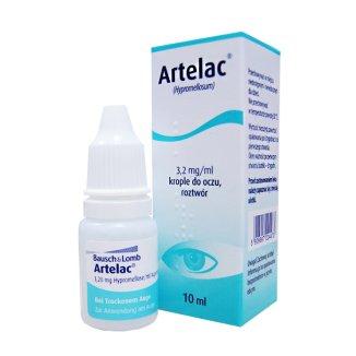 Artelac 3,2 mg/ ml, 10 ml, IMPORT RÓWNOLEGŁY - zdjęcie produktu