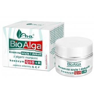 AVA Bio Alga, krem na szyję i dekolt, 50 ml - zdjęcie produktu