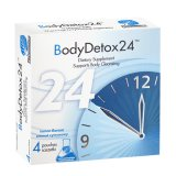 Body Detox 24, smak cytrynowy, 4 saszetki - miniaturka zdjęcia produktu