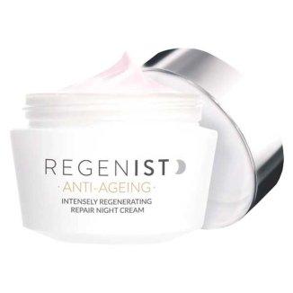 Dermedic Regenist Anti-Ageing 50+, naprawczy krem intensywnie regenerujący na noc, skóra wrażliwa, 50 ml - zdjęcie produktu