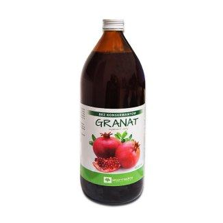 Alter Medica Granat, sok, 1000 ml - zdjęcie produktu