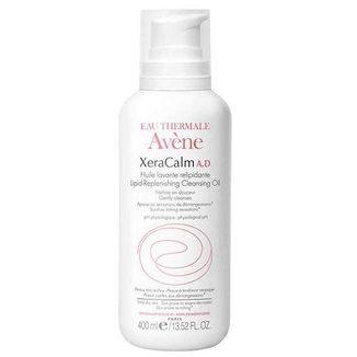Avene XeraCalm A.D, olejek oczyszczający uzupełniający lipidy, skóra bardzo sucha, atopowa i swędząca, 400 ml - zdjęcie produktu