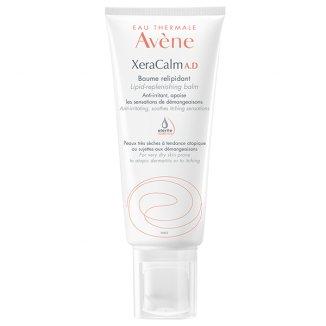 Avene XeraCalm A.D, balsam uzupełniający lipidy do twarzy i ciała, skóra bardzo sucha, atopowa i swędząca, 200 ml - zdjęcie produktu