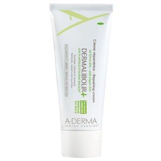 A-Derma Dermalibour+, krem regenerujący do twarzy i ciała, skóra podrażniona, 50 ml - zdjęcie produktu