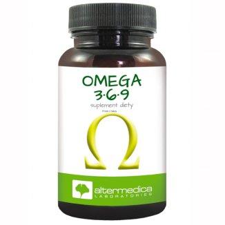 Alter Medica Omega 3-6-9, 30 kapsułek - zdjęcie produktu