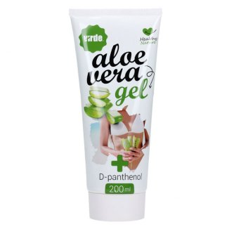 Virde, Aloe Vera RelaxFit, żel, 200 ml - zdjęcie produktu