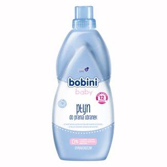 Bobini Baby, płyn do prania ubranek, hypoalergiczny, od 1 dnia życia, 1 L - zdjęcie produktu