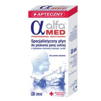 Alfa Med Professional, płyn do płukania jamy ustnej, 200 ml - zdjęcie produktu