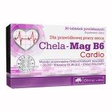 Olimp Chela-Mag B6 Cardio, 30 tabletek - miniaturka zdjęcia produktu
