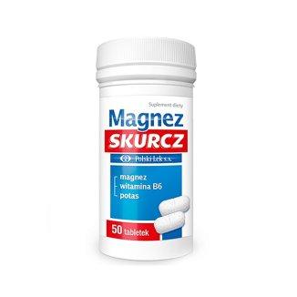 Magnez Skurcz, 50 tabletek - zdjęcie produktu