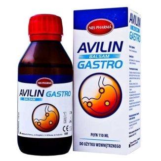 Avilin Balsam Gastro, płyn, 110 ml - zdjęcie produktu