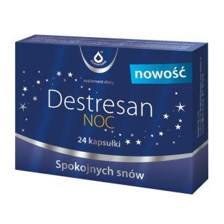 Destresan Noc, 24 kapsułki - zdjęcie produktu
