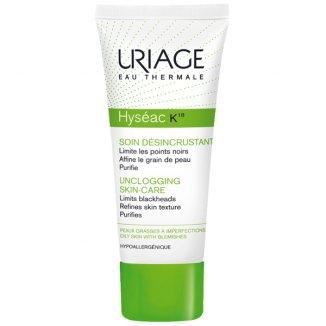 Uriage Hyseac K18, krem do cery tłustej i trądzikowej, 40 ml - zdjęcie produktu