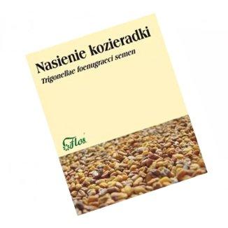 Flos Nasiona kozieradki, 50 g - zdjęcie produktu