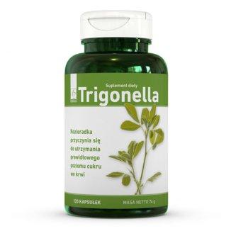 A-Z Trigonella, 120 kapsułek - zdjęcie produktu