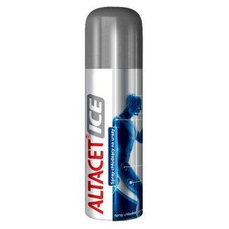 Altacet Ice, spray chłodzący na urazy, 130 ml - zdjęcie produktu