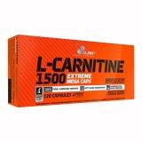 Olimp L-Carnitine 1500 Extreme Mega Caps, 120 kapsułek - miniaturka zdjęcia produktu