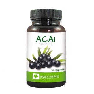 Alter Medica, Acai, 60 kapsułek - zdjęcie produktu