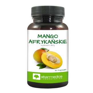 Alter Medica Mango afrykańskie, 60 kapsułek - zdjęcie produktu
