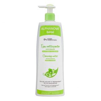 Alphanova Bebe, woda micelarna do mycia dla dzieci i niemowląt, 500 ml - zdjęcie produktu