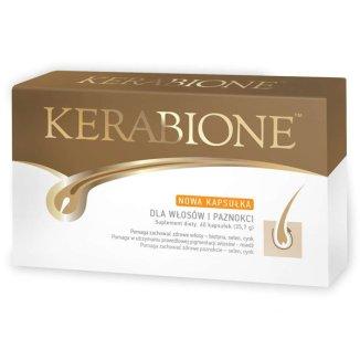 Kerabione, 60 kapsułek - zdjęcie produktu
