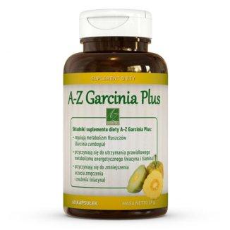 A-Z Garcinia Plus, 60 kapsułek - zdjęcie produktu