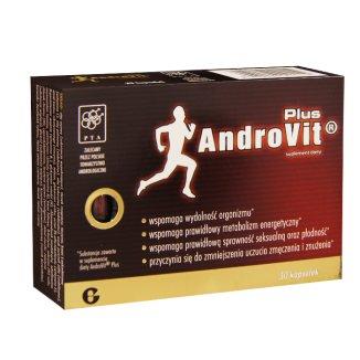 AndroVit Plus, 30 kapsułek - zdjęcie produktu