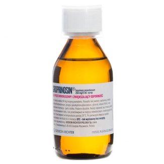 Groprinosin 250 mg/ 5ml, syrop, 150 ml - 2 - zdjęcie produktu