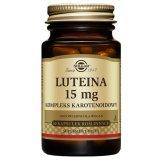 Solgar, Luteina 15 mg, 30 kapsułek - miniaturka zdjęcia produktu